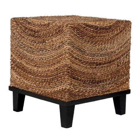 Cecilie Oak Occasional Chair Taupe - East At Main - image 1 of 4