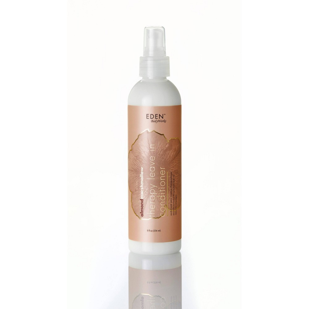Image of Eden BodyWorks Almond Marshmallow Therapy Leave In Conditioner - 8 fl oz