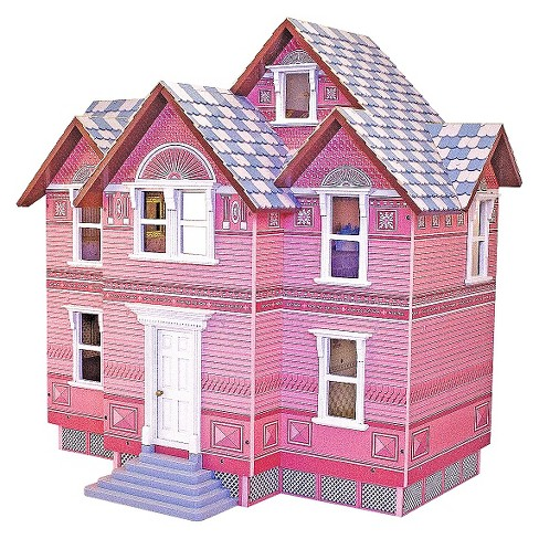 Melissa & Doug® Classic Heirloom Victorian Wooden Dollhouse - image 1 of 5