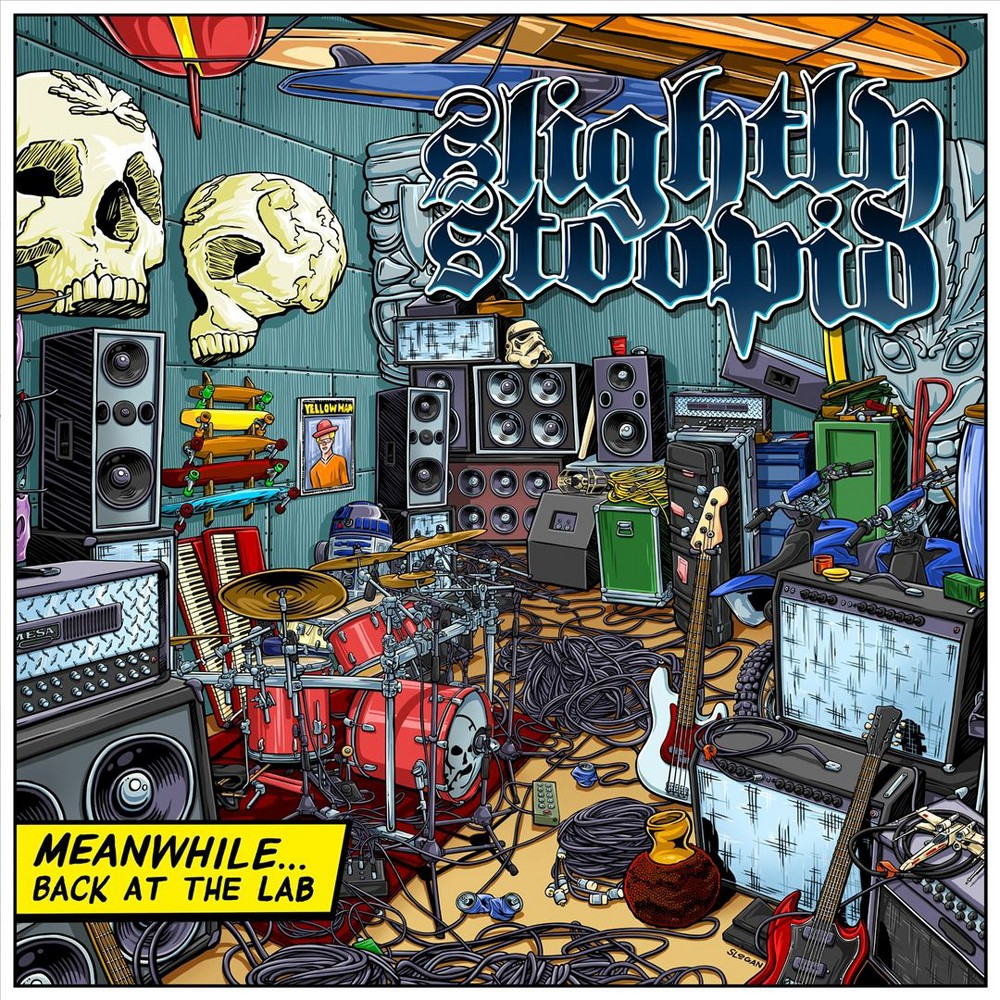 Slightly Stoopid - Meanwhile Back At The Lab (Vinyl)