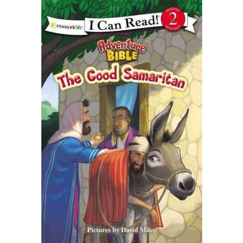 The Good Samaritan - (I Can Read! / Adventure Bible) by  Zondervan (Paperback) - image 1 of 1