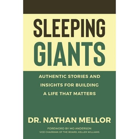 Sleeping Giants - by  Mellor (Paperback) - image 1 of 1