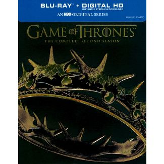 Game of Thrones: The Complete Second Season (Blu-ray)