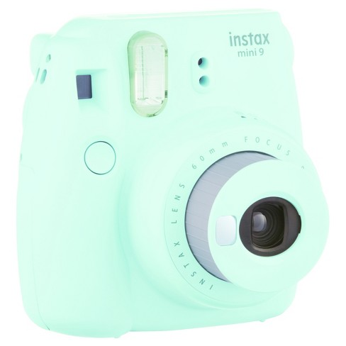 Fujifilm Instax Mini 9 Camera - Ice Blue (16550643)   Target a515aa70d1