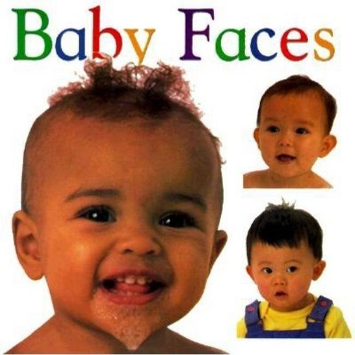 Baby Faces - (Soft-To-Touch Books)(Board Book)