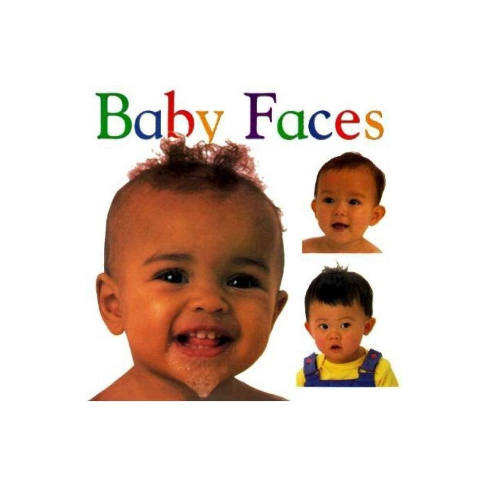 Baby Faces Soft To Touch Books Board Book