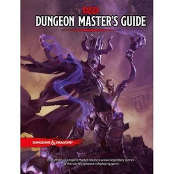 Dungeons & Dragons Dungeon Master's Guide (Core Rulebook, D&d Roleplaying Game) - (Hardcover)