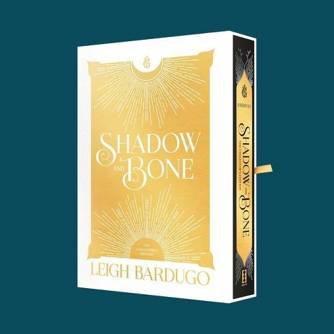 Shadow and Bone: The Collector's Edition - (Shadow and Bone Trilogy) by  Leigh Bardugo (Hardcover) - image 1 of 1