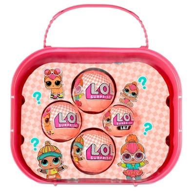 L.O.L. Surprise! O.M.G. Neon Q.T. Family Pack