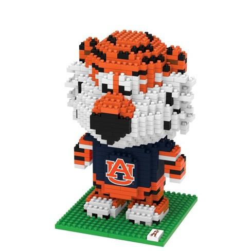 NCAA Auburn Tigers 3D BRXLZ Mascot Puzzle 1000pc - image 1 of 1