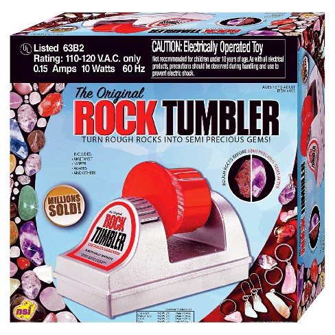 Nsi Rock Tumbler Classic Target