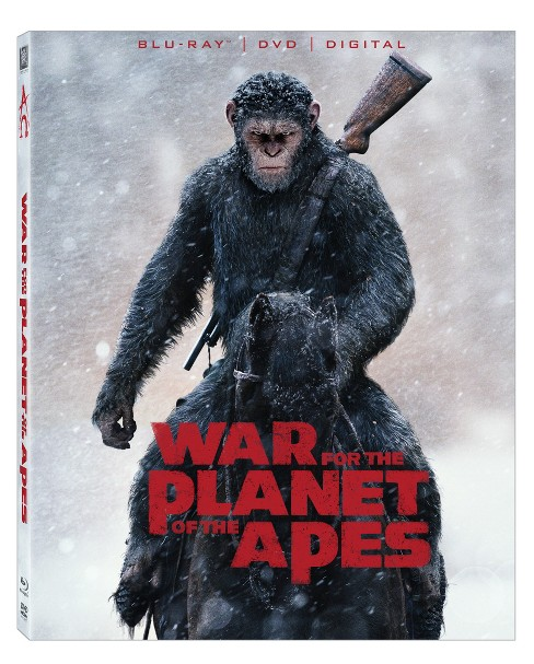 War For The Planet Of The Apes (Blu-ray + DVD + Digital) - image 1 of 1