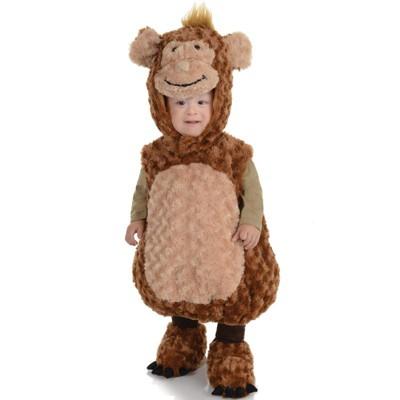 Underwraps Costumes Monkey Toddler Costume