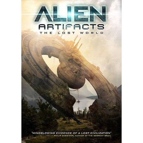 Alien Artifacts: Lost World (DVD) - image 1 of 1