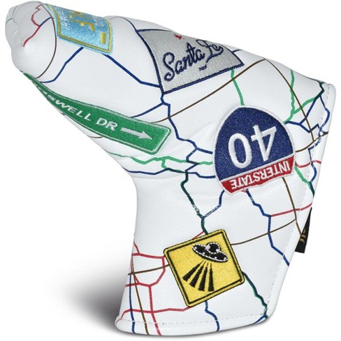 Prg Americas New Mexico Highway Blade Putter Cover - image 1 of 1