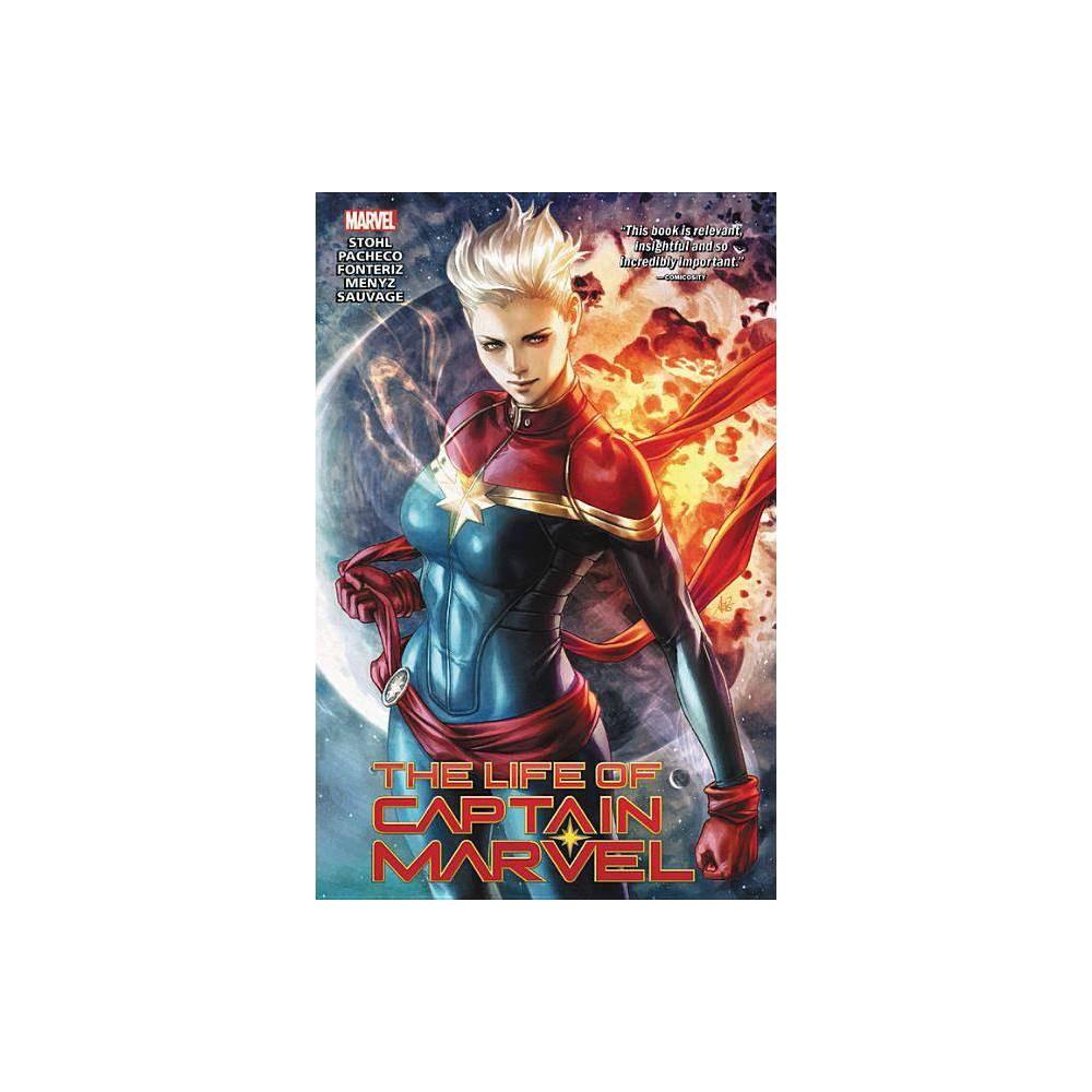 Life Of Captain Marvel Captain Marvel By Margaret Stohl Paperback