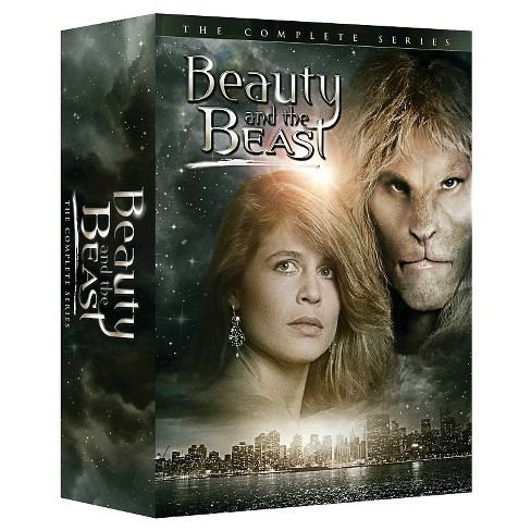 Beauty and the beast:Complete series (DVD) - image 1 of 1
