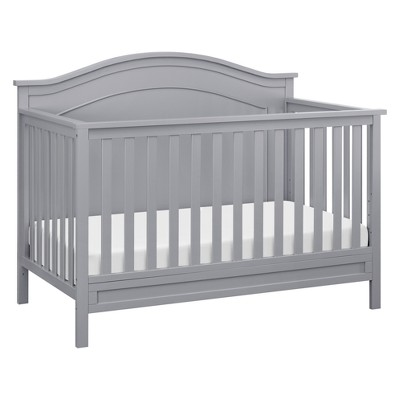DaVinci Charlie 4-in-1 Convertible Crib - Gray