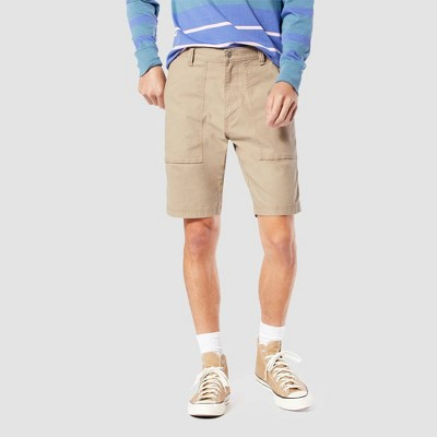 "DENIZEN® from Levi's® Men's 10"" Slim Fit Modern Utility Shorts"