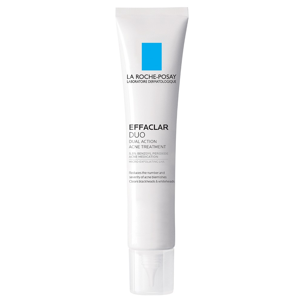 Unscented La Roche-Posay Duo Dual Action Acne Treatment - 1.35oz