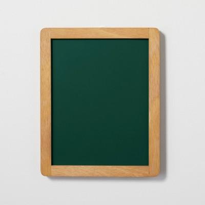 "8"" x 10"" Mini Dark Green Chalkboard - Hearth & Hand™ with Magnolia"