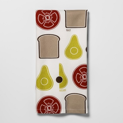 Avocado Toast Kitchen Towel - Project 62™ - image 1 of 1