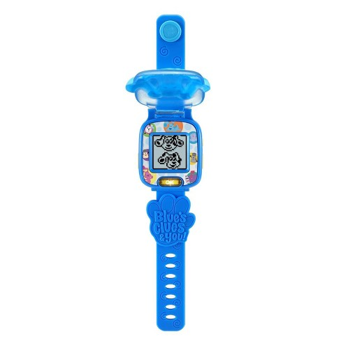 LeapFrog Blue's Clues & You!  Blue Learning Watch - image 1 of 4