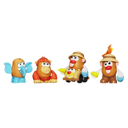 Playskool Mr Potato Head Little Taters Big Adventures Safari Set - image 1 of 11