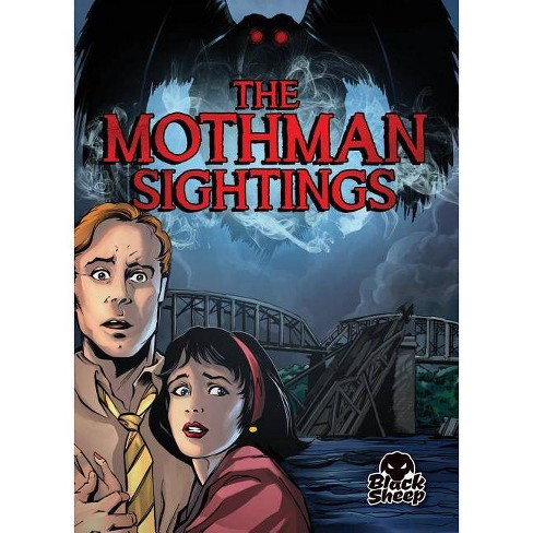 The Mothman Sightings - (Paranormal Mysteries) by  Chris Bowman (Paperback) - image 1 of 1