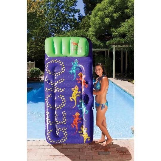 Poolmaster Gecko Hawaii Jumbo Float image number null