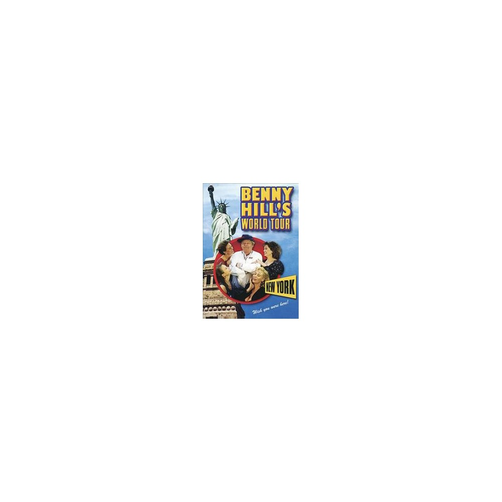 Benny Hill's World Tour:New York (Dvd)