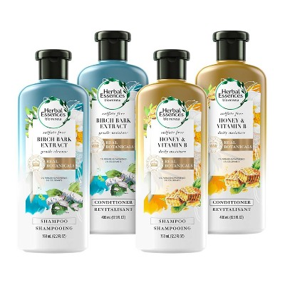 Herbal Essences Bio Renew Sulfate Free Hair Care Collection Target