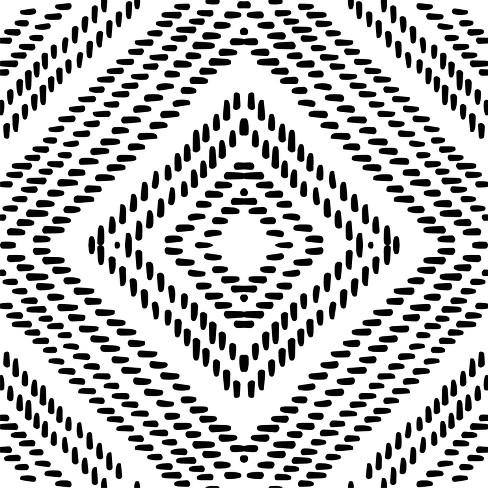 RoomMates Santorini Peel & Stick Floor Tiles Black & White - image 1 of 3