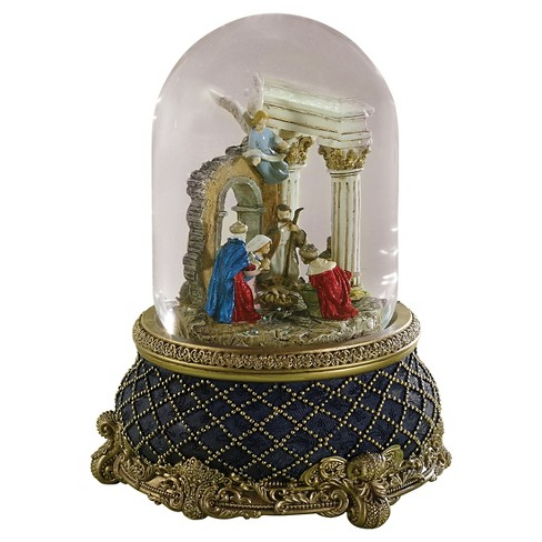 Musical Nativity Snowglobe - image 1 of 1
