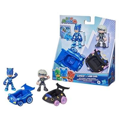 PJ Masks Catboy vs Luna Girl Battle Racers