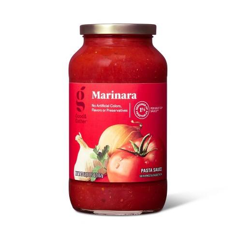Marinara Pasta Sauce - 23oz - Good & Gather™ - image 1 of 2