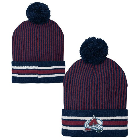 NHL Colorado Avalanche Youth Cuffed Knit Hat - image 1 of 3