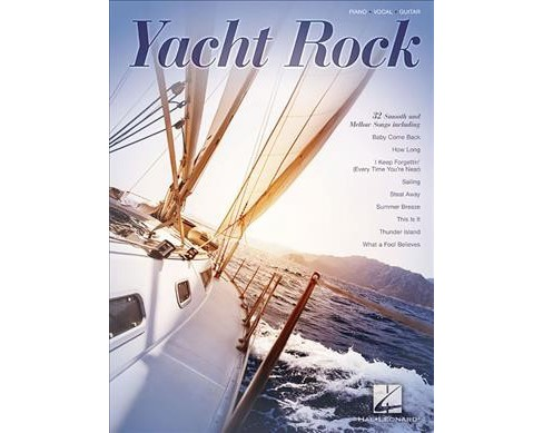 Yacht Rock (Paperback) - image 1 of 1