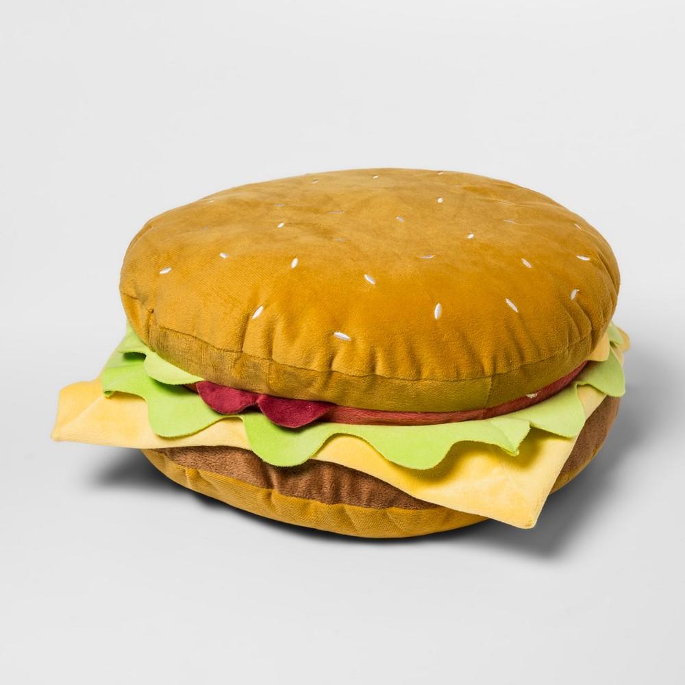 Image of Bob's Burgers Pillow, Decorative Pillow