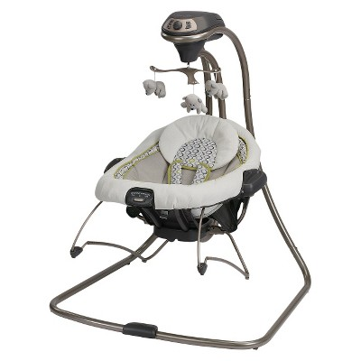 Graco® Duet Connect 2 in 1 Swing - San Marino