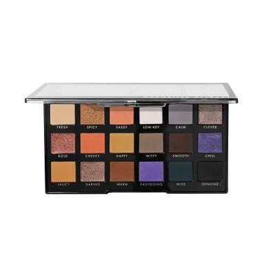 e.l.f. Opposites Attract Eyeshadow Palette - 0.62oz