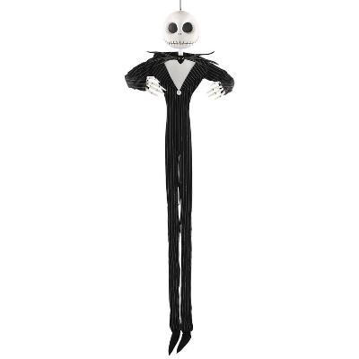 4' Hanging Jack Skellington Halloween Decorative Prop
