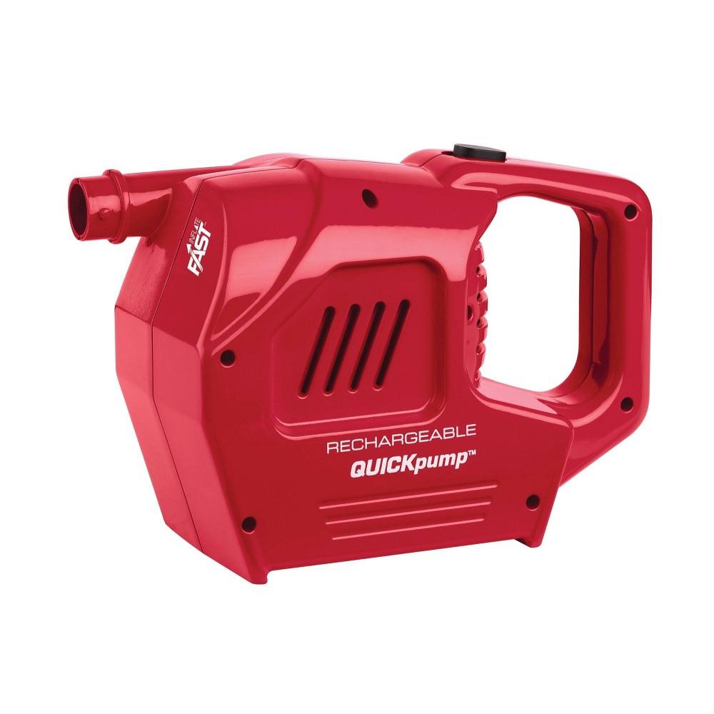 Image of Coleman QuickPump Rechargeable Pump