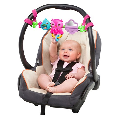 Bright Starts Busy Birdies Stroller And Carseat Toy Target