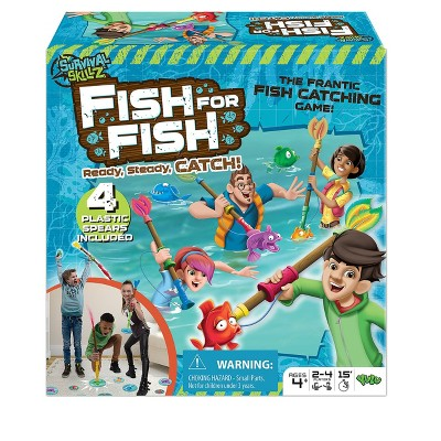 Fishing Strike Board Game