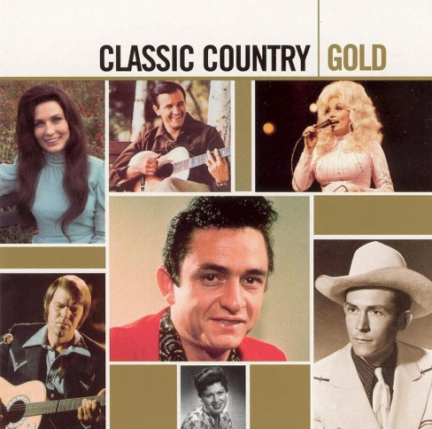 Various - Classic country gold (CD) - image 1 of 1