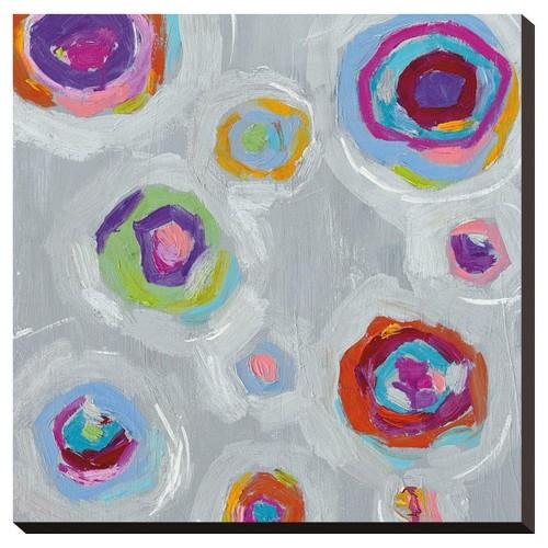 Unframed Wall Canvas Gray 32 X 22 X 2 - Art.com, Multicolored