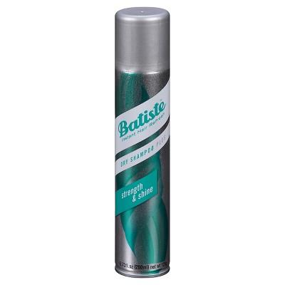 Dry Shampoo: Batiste Strength & Shine