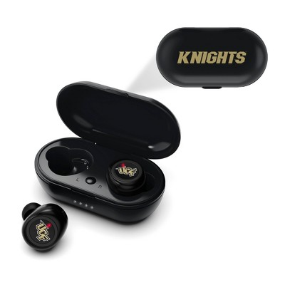 NCAA UCF Knights True Wireless Bluetooth Earbuds