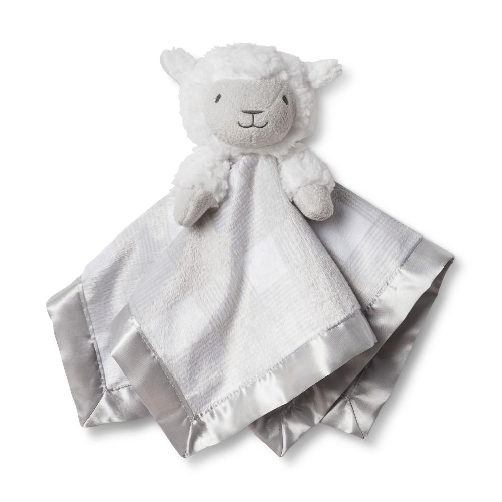 Security Blanket Lamb Cloud Island 8482 Cream